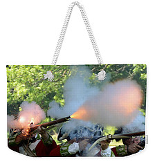 Smoking Guns Weekender Tote Bag