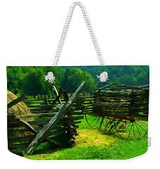 Smoky Mountain Farm 1900s Weekender Tote Bag