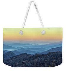 Smoky Mountains Weekender Tote Bag