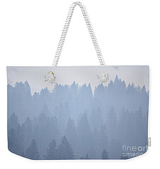 Smoky Pines Weekender Tote Bag