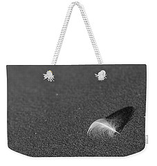 Smooth As A Feather Weekender Tote Bag