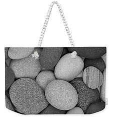 Smooth As Stones  Weekender Tote Bag by Kathi Mirto