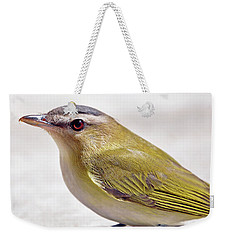 Weekender Tote Bag featuring the photograph Smooth by Glenn Gordon