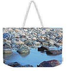 Smooth Rocks Weekender Tote Bag
