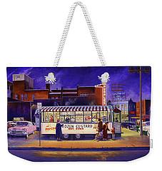 Snack Wagon Weekender Tote Bag