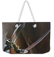 Snaffle Bit Weekender Tote Bag