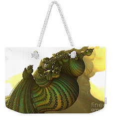 Snails Sunnyside Up Weekender Tote Bag