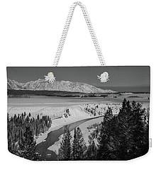 Snake River View Weekender Tote Bag