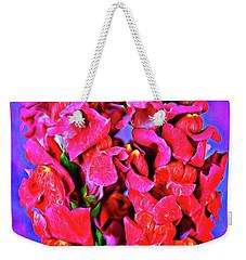 Snapdragon 18-6 Weekender Tote Bag