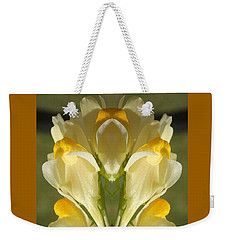 Snappy Bouquet Weekender Tote Bag