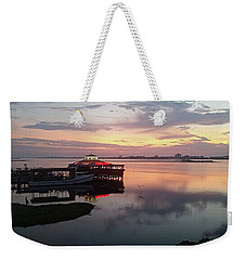 Sneaky Petes At Dawn Weekender Tote Bag