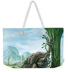 Snelephant Weekender Tote Bag