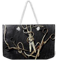 Snip Snip Weekender Tote Bag