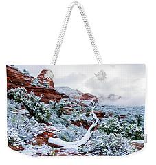 Snow 05-024 Weekender Tote Bag