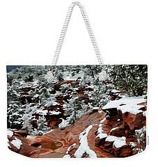 Snow 06-068 Weekender Tote Bag