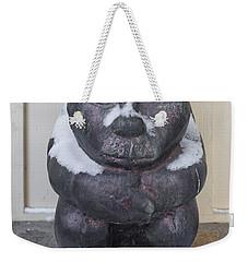 Snow Covered Chimera Weekender Tote Bag
