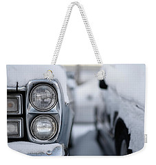 Snow Covered Classic Weekender Tote Bag