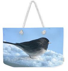 Snow Hopping #1 Weekender Tote Bag