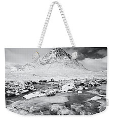 Snow In Glencoe Weekender Tote Bag
