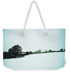 Snow In Sussex Weekender Tote Bag
