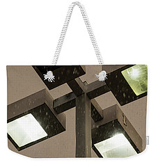 Snow In The Air 2 - Weekender Tote Bag