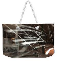 Snow On Coulter Weekender Tote Bag