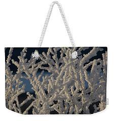 Snow Scean 4 Weekender Tote Bag