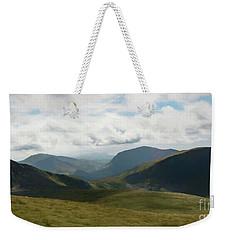 Snowdonia Weekender Tote Bag