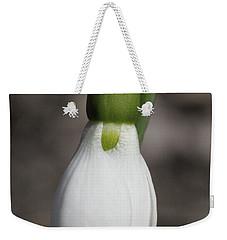 Snowdrop #2 Weekender Tote Bag