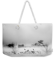 Snowed - In Weekender Tote Bag
