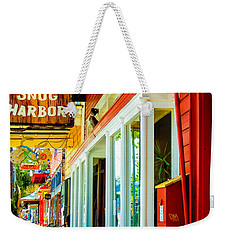 Snug Harbor Jazz Bistro- Nola Weekender Tote Bag