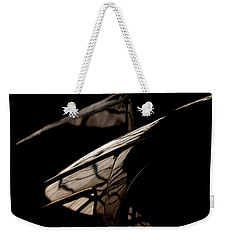 Weekender Tote Bag featuring the photograph So Beautiful by Paul Job