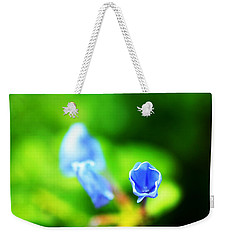 So Blue Weekender Tote Bag