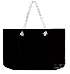 Weekender Tote Bag featuring the photograph So Simple by Steven Macanka
