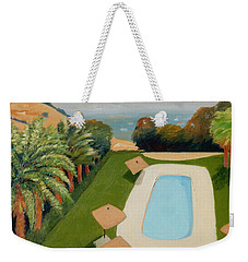 So Very California Weekender Tote Bag