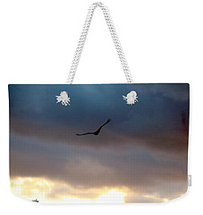 Soaring  Weekender Tote Bag by Nance Larson