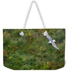 Soaring Seagull Weekender Tote Bag