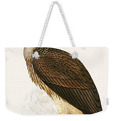 Sociable Vulture Weekender Tote Bag by English School