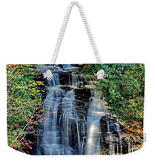 Soco Falls In Fall Weekender Tote Bag