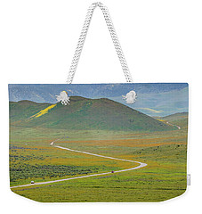 Soda Lake Road Weekender Tote Bag