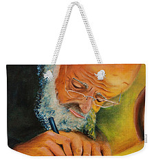 Sofer Stam Weekender Tote Bag by Itzhak Richter