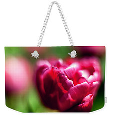 Soft And Feathery Weekender Tote Bag