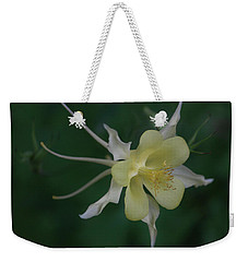 Soft And Graceful Weekender Tote Bag by Suzanne Gaff