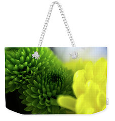 Weekender Tote Bag featuring the photograph Soft As A Breeze by Ian Thompson