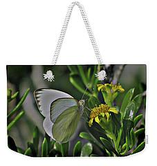 Soft As A Leaf Weekender Tote Bag