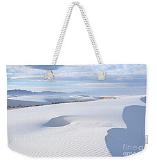 Soft Enchantment Weekender Tote Bag by Vivian Christopher