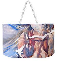 Soft Flight 2 Weekender Tote Bag