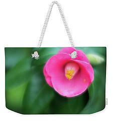 Soft Focus Flower 1 Weekender Tote Bag