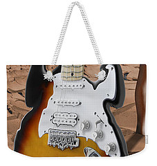 Soft Guitar 4 Weekender Tote Bag by Mike McGlothlen