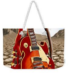 Soft Guitar Weekender Tote Bag